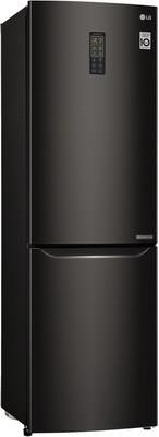 Двухкамерный холодильник LG GA-B 419 SBUL Черный lg 34uc89g b черный