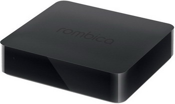 Приставка Smart TV Rombica Smart Box 4K V 001 медиаплеер rombica smart box 4k v001