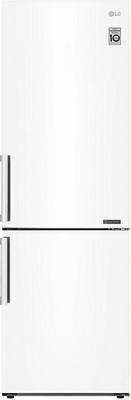Двухкамерный холодильник LG GA-B 459 BQCL белый двухкамерный холодильник lg ga b 459 sqcl белый