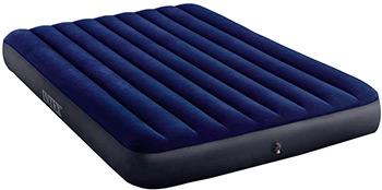 Надувной матрас Intex Classic Downy Airbed Fiber-Tech 152х203х25 64759 downy 200