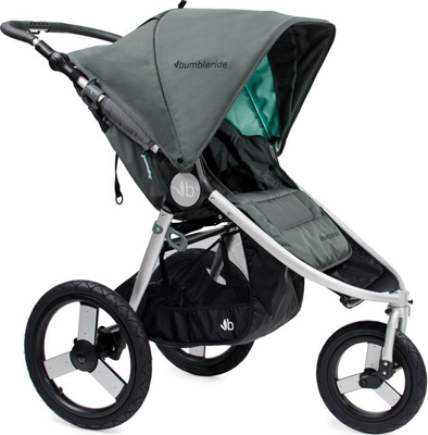 Коляска Bumbleride Speed Dawn Grey SP-300 DG цена