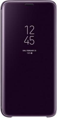 Чехол (флип-кейс) Samsung Clear View Standing viole EF-ZG 960 CVEGRU цена