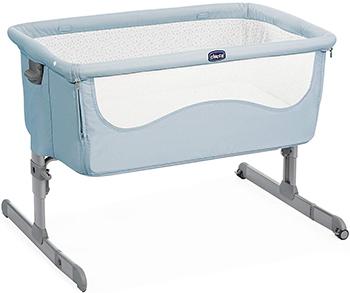 Детская кроватка Chicco Next2Me (Ocean)