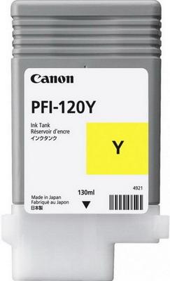 где купить Картридж Canon PFI-120 2888 C 001 Жёлтый по лучшей цене