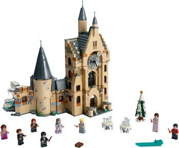 Конструктор Lego Harry Potter TM 75948 Часовая башня Хогвартса цены онлайн