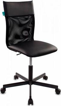 Кресло Бюрократ CH-1399/BLACK спинка сетка черный кресло бюрократ ch 799axsn black спинка сетка черный сиденье черный 26 28