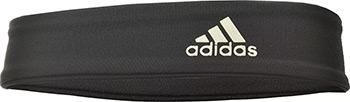 Повязка на голову Adidas ADYG-30211GRDK (темно-сер.)