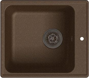 Кухонная мойка Lex Balaton 420 Chocolate шоколад lex balaton 420 sand