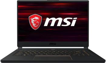 Ноутбук MSI GS65 Stealth 9SG-641RU i7 (9S7-16Q411-641) чёрный все цены