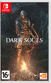 Игра для приставки Nintendo Switch: Dark Souls: Remastered (NEW)