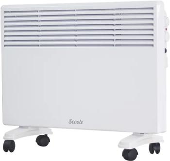 Конвектор Scoole SC HT CM8 2000 WT_белый