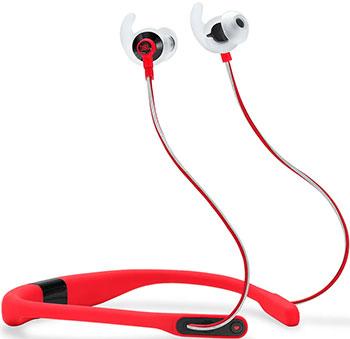 Фото - Наушники беспроводные JBL Synchros Reflect FIT Sport красные JBLREFFITRED перчатки touch glove красные