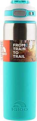 Кружка-термос Igloo из нержавеющей cтали ''Tahoe'' 710 мл Aqua пластиковая бутылка для воды igloo hydration tahoe aqua 710 мл