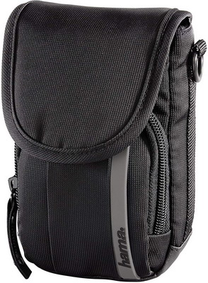 Фото - Сумка для фотокамеры Hama Odessa 90L черный/серый кромка marbet трикотаж хлопок 42 х 6 см цвет бежевый 006