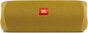 Портативная акустика JBL JBLFLIP5YEL желтый