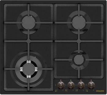 Встраиваемая газовая варочная панель Graude GSK 60.1 SM варочная панель graude gsk 60 1 el