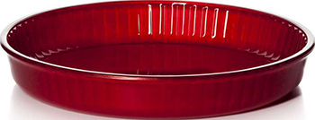 Форма для запекания Pasabahce Borcam Borcam in Color красная 2 95 л форма для свч pasabahce borcam для кекса 59884 1 12 л