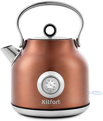 Чайник электрический Kitfort KT-673-5 чайник росинка эч 0 5 0 5 220 beige