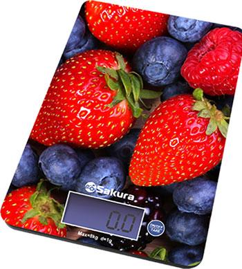 Весы кухонные электронные Sakura SA-6075B диакнеаль авен цена