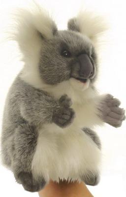 Мягкая игрушка Hansa Creation 4030 Коала игрушка на руку 23см hansa мягкая игрушка коала мама 31 см