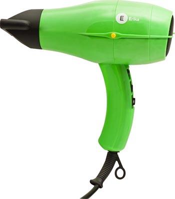 Фен Erika HDR010G зеленый