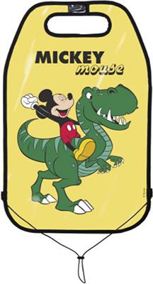 Накидка на спинку сидения Siger Disney Микки Маус динозавр ORGD0103 накидка на спинку сидения siger disney минни маус единорог orgd0104