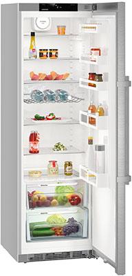 Однокамерный холодильник Liebherr Kef 4330-20 цена в Москве и Питере