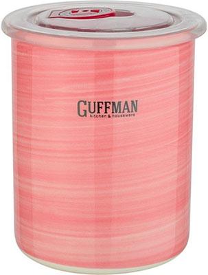 Керамическая банка с крышкой Guffman C-06-002-P розовый 0.7 л manfrotto advanced pixi messenger black mb ma m as