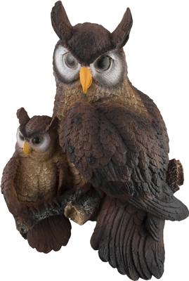 Фигурка садовая Park Навесные совы Н-27 5 см 169333
