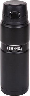 Термос Thermos SK4000 BK черный гелевая ручка стираемая action agp301 e bk черный agp301 e bk