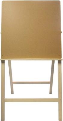 Мольберт Brauberg ART CLASSIC ''Хлопушка'' планшет 60x60см в собр.виде 60x120x5см 190659