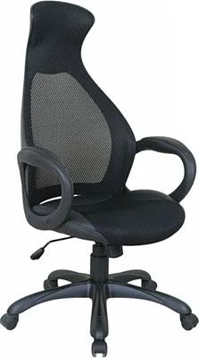 Кресло Brabix PREMIUM ''Genesis EX-517'' пластик черный ткань/экокожа/сетка черная 531574