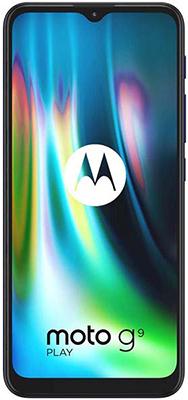 Смартфон Motorola G9 PLay XT2083-3 64Gb 4Gb синий