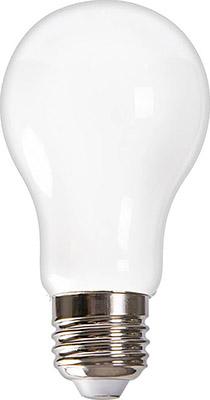 Лампа светодиодная Uniel LED-A60-9W/3000K/E27/FR GLH01WH Форма ''A'' матовая (3000K) 0048