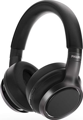 Фото - Накладные беспроводные наушники Philips TAH9505BK/00 BLACK наушники philips tat8505bk 00 черный