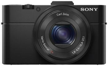 Цифровой фотоаппарат Sony Cyber-shot DSC-RX 100 II цифровой фотоаппарат sony cyber shot dsc hx350 черный
