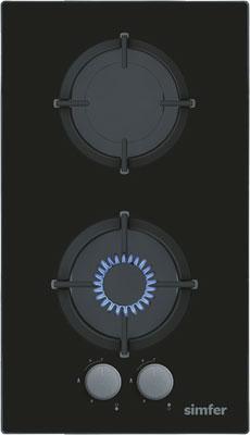 Встраиваемая газовая варочная панель Simfer H 30 N 20 B 411 цена