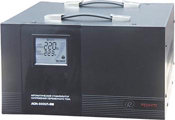 Стабилизатор напряжения Ресанта ACH - 5 000/1 - ЭМ цена 2017