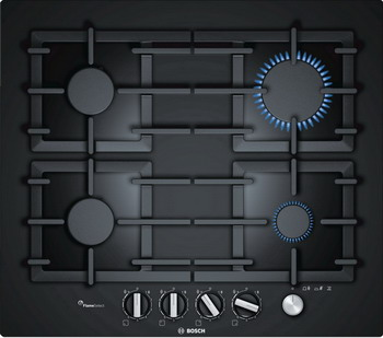 Встраиваемая газовая варочная панель Bosch PPP 6 A6 M 90 R встраиваемая газовая варочная панель siemens eg 6 b2 ho 90 r