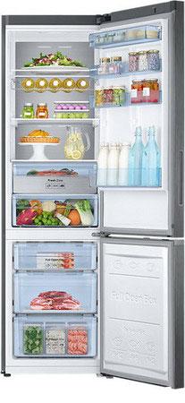 Двухкамерный холодильник Samsung RB 37 K 63412 A/WT