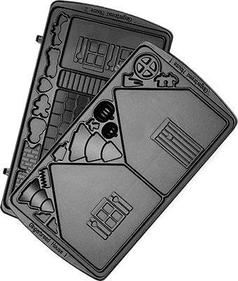 Комплект съемных панелей для мультипекаря Redmond RAMB-14 (домик)