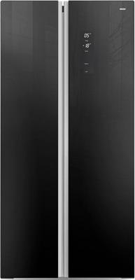 лучшая цена Холодильник Side by Side Ginzzu NFK-465 черный