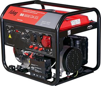 Электростанция FUBAG BS 8500 DA ES 838254
