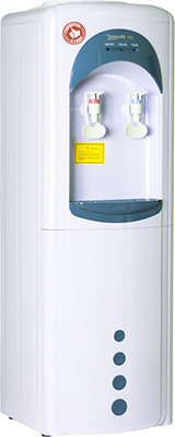 Кулер для воды Aqua Work 16 LD/HLN (бело-синий)