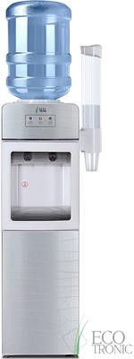 Кулер для воды Ecotronic, Напольный кулер со шкафчиком K 31-LCE, Китай  - купить со скидкой