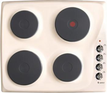 Встраиваемая электрическая варочная панель GEFEST СВН 3210 К55 цена и фото