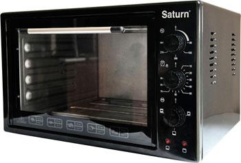Мини-печь SATURN ST-EC 3801 Black цена в Москве и Питере