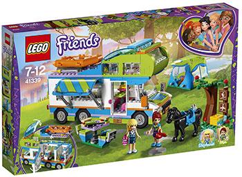 Конструктор Lego Дом на колёсах LEGO Friends 41339 lego friends character encyclopedia