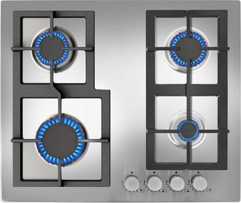 Встраиваемая газовая варочная панель Teka EFX 60 4G AI AL CI DR