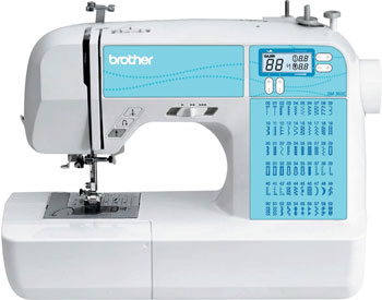 Швейная машина Brother SM 360 e швейная машина tesler sm 1210